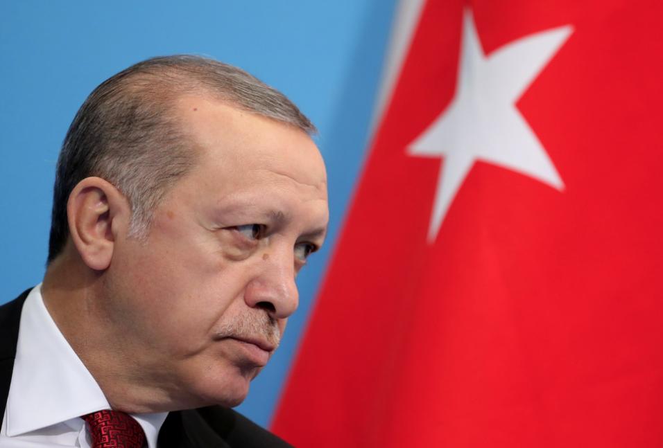<p><span>Реджеп Эрдоган.&nbsp;Фото:&copy;&nbsp;РИА Новости/Михаил Климентьев</span></p>