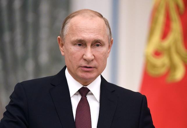 """<p>Владимир Путин. Фото: &copy; РИА """"Новости"""" /&nbsp;Владимир Астапкович</p>"""