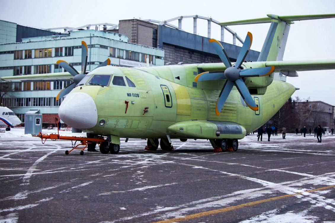 <p>Фото: &copy; Пресс-служба Авиационного комплекса им. С. В. Ильюшина</p>