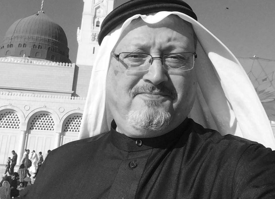 """<p>Джамаль Хашогджи.&nbsp;<span>Фото &copy; Twitter/</span><a href=""""https://twitter.com/JKhashoggi/status/1039279731890446336"""">Jamal Khashoggi</a></p> <div> <div></div> </div>"""