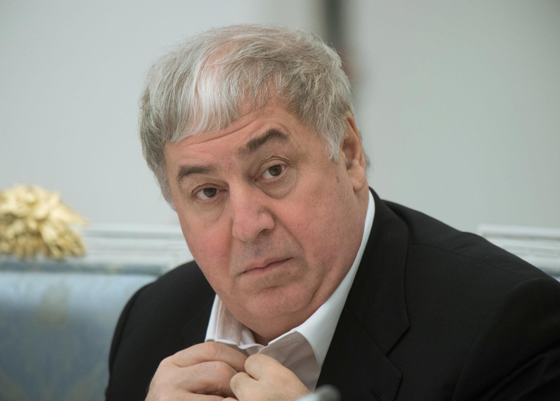 Михаил Гуцериев. Фото: © РИА Новости / Сергей Гунеев
