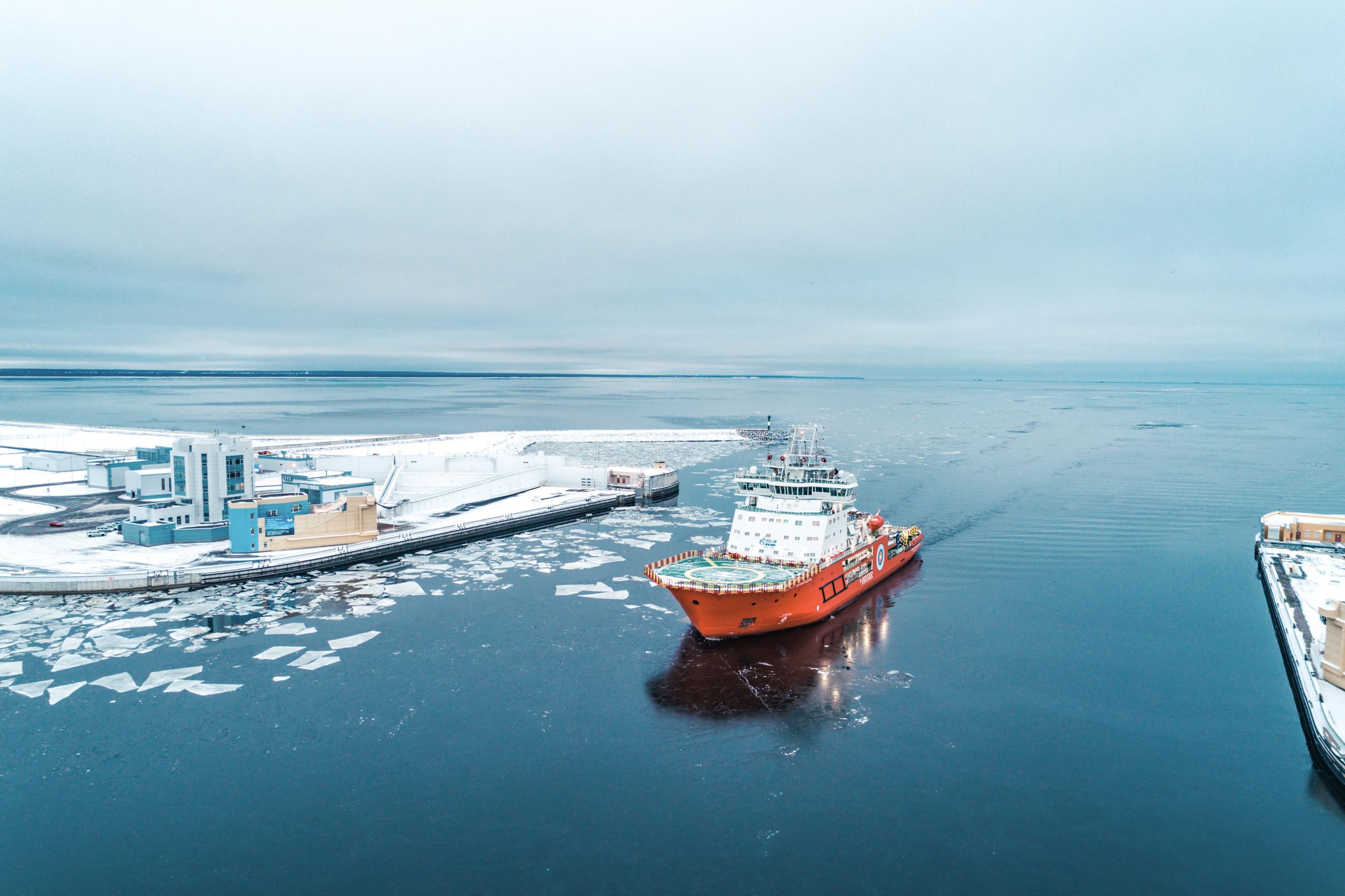 """Фото: © Пресс-служба ПАО """"Газпром нефть"""""""