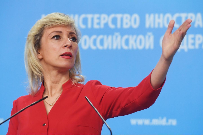 <p>Мария Захарова. Фото: &copy; РИА Новости/Сергей Мамонтов</p> <div> <div></div> </div>