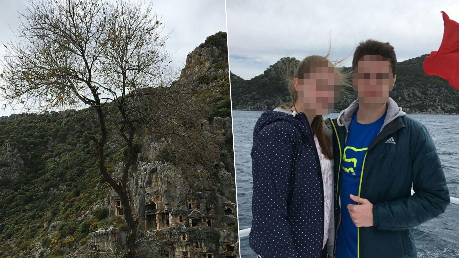 Фото © Соцсети/Эти фотографии сделаны с той самой поездки в Турцию