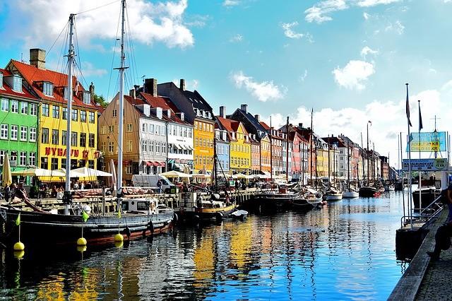 Дания. Фото: © Pixabay