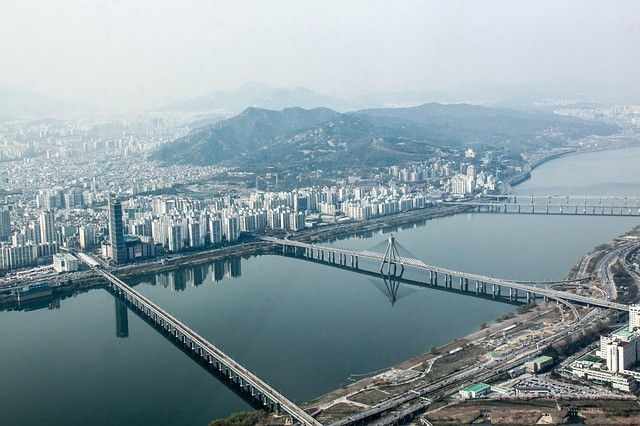 Южная Корея. Фото: © Pixabay
