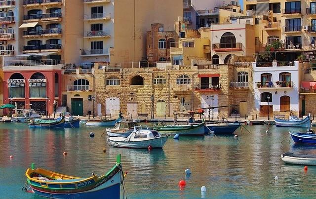 Мальта. Фото: © Pixabay