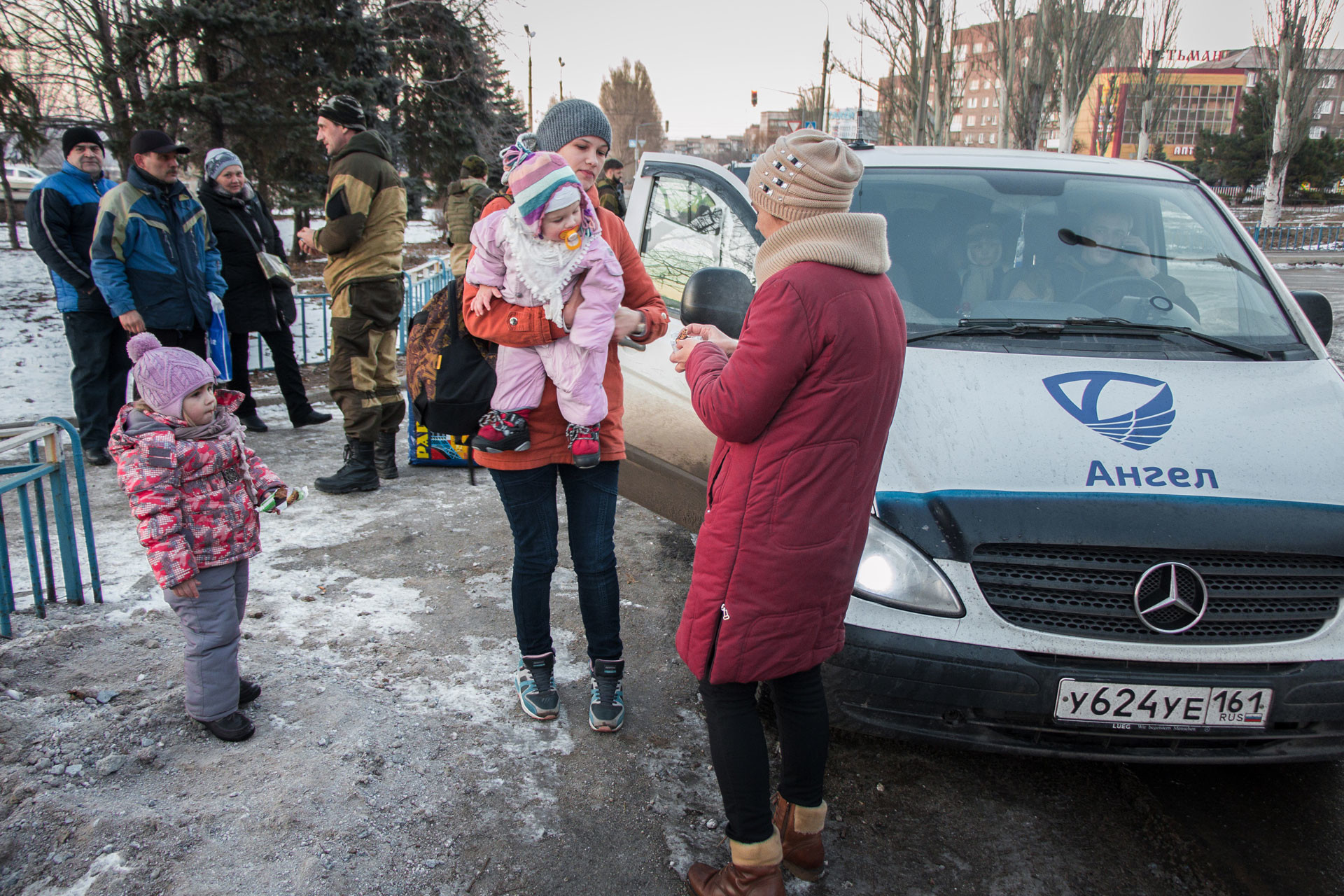 Фото: © РИА Новости / Джон Траст