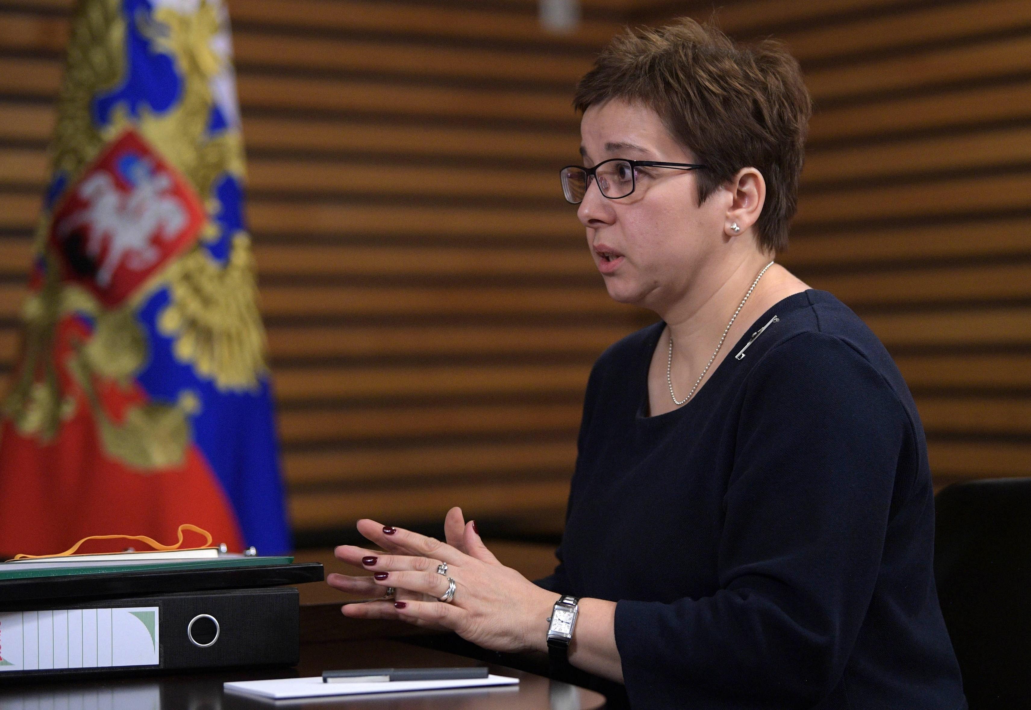 <p>Анна Федермессер. Фото: &copy; РИА Новости / Алексей Дружинин</p>