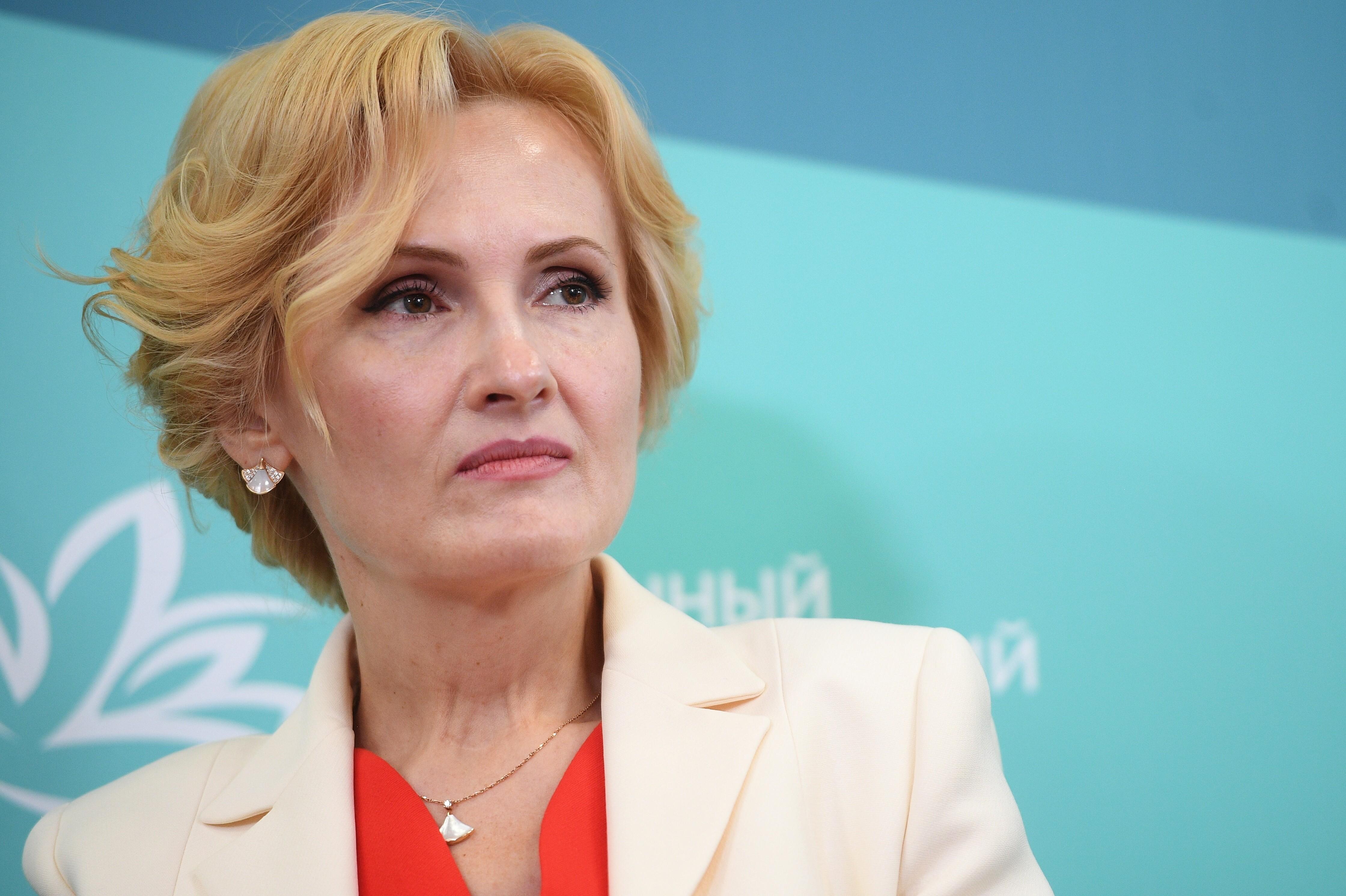 <p>Ирина Яровая. Фото: &copy; РИА Новости/Владимир Астапкович</p>