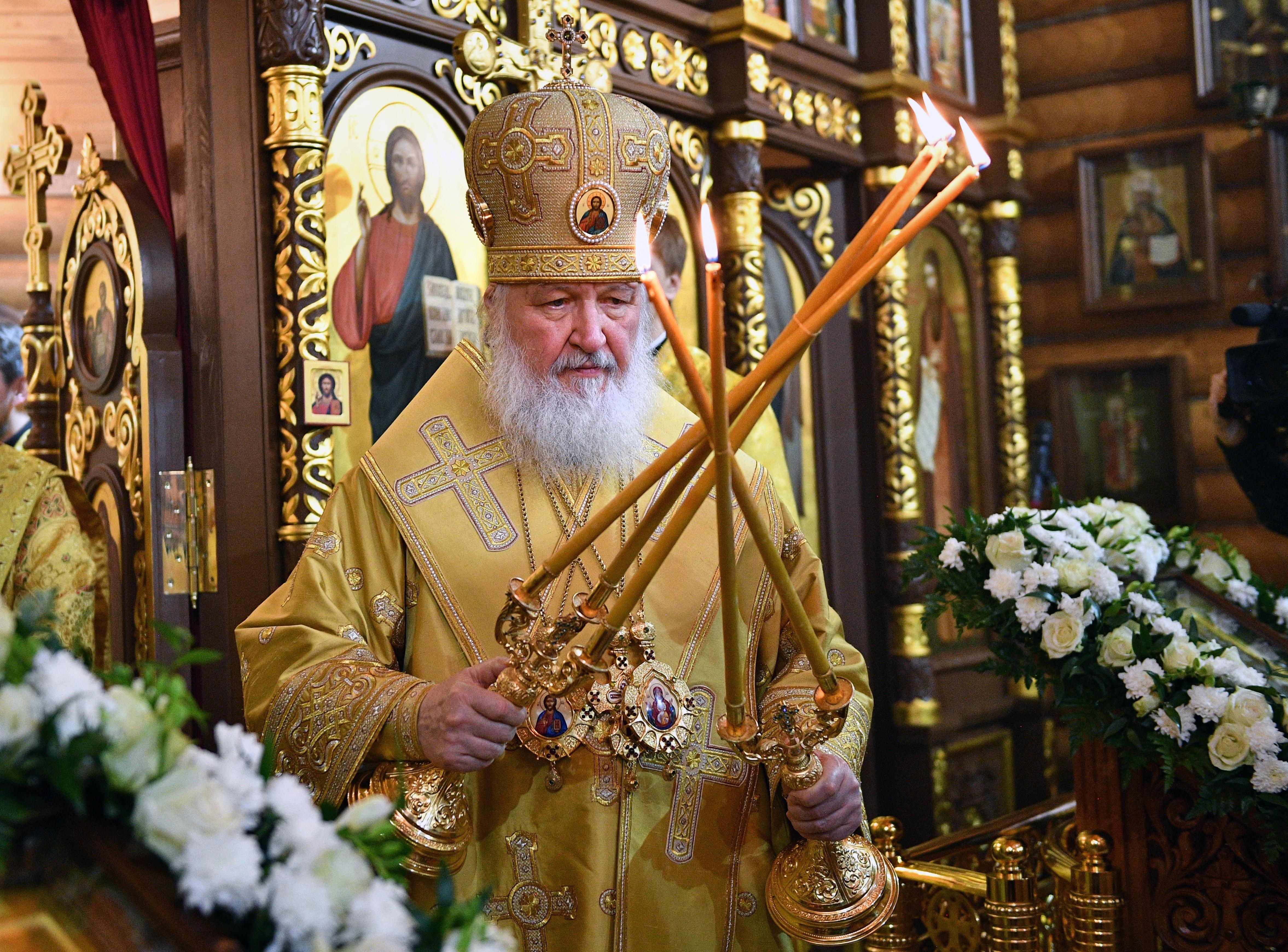 <p>Патриарх Кирилл. Фото: &copy; РИА Новости/Рамиль Ситдиков</p>