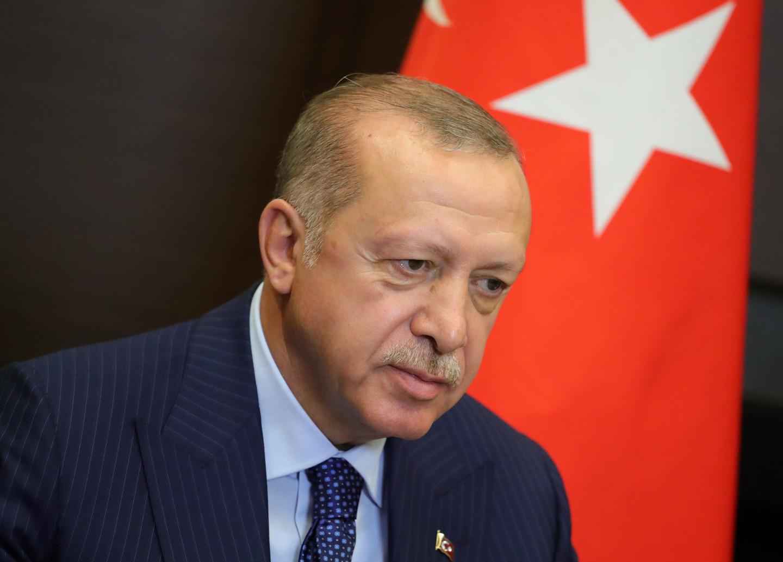 <p>Реджеп Эрдоган. Фото: &copy; РИА Новости/Михаил Климентьев</p>