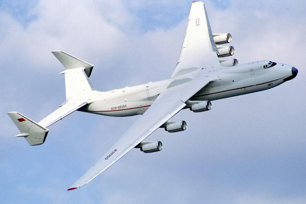 Ан-225 Фото: © wikipedia