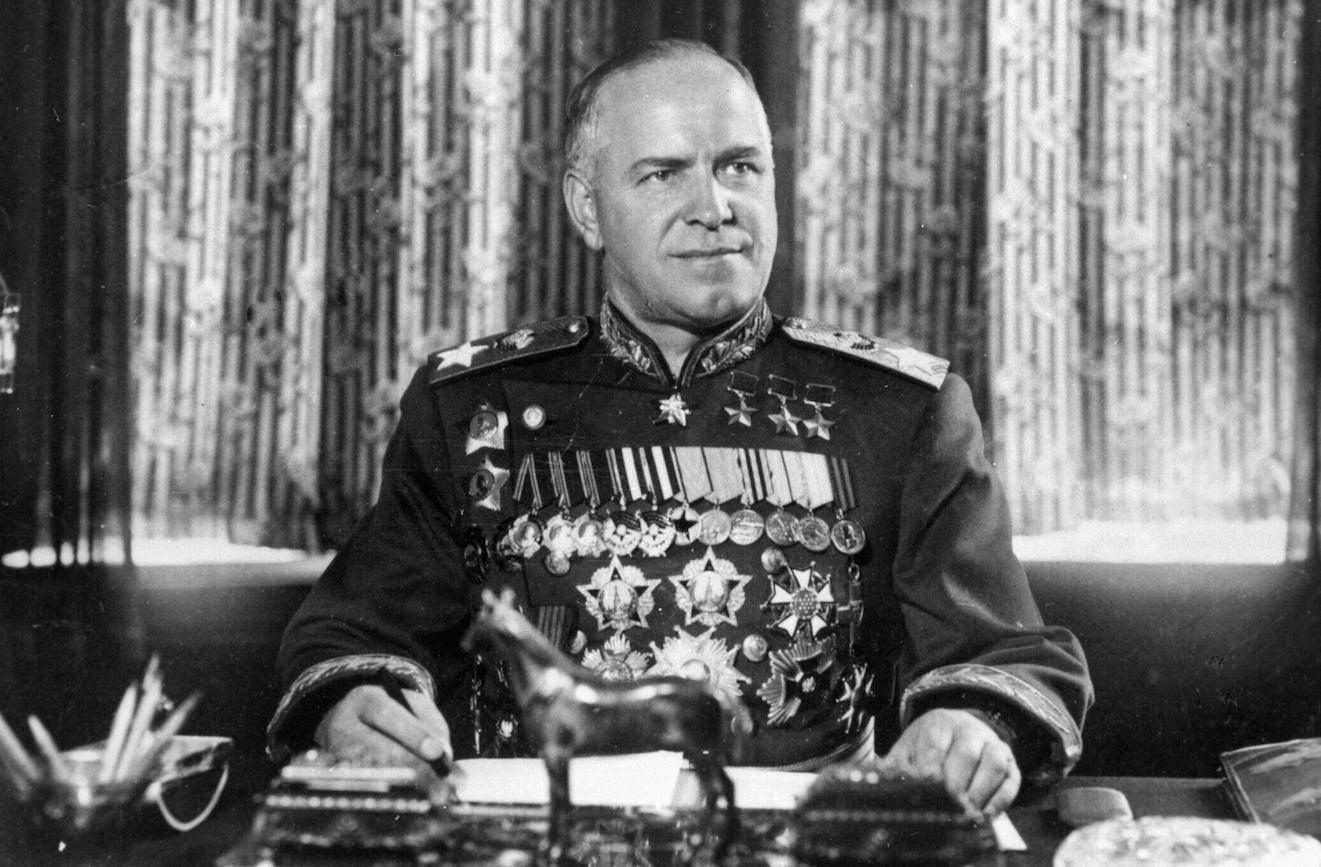 <p>Маршал Жуков. Фото: &copy;&nbsp;РИА Новости</p>