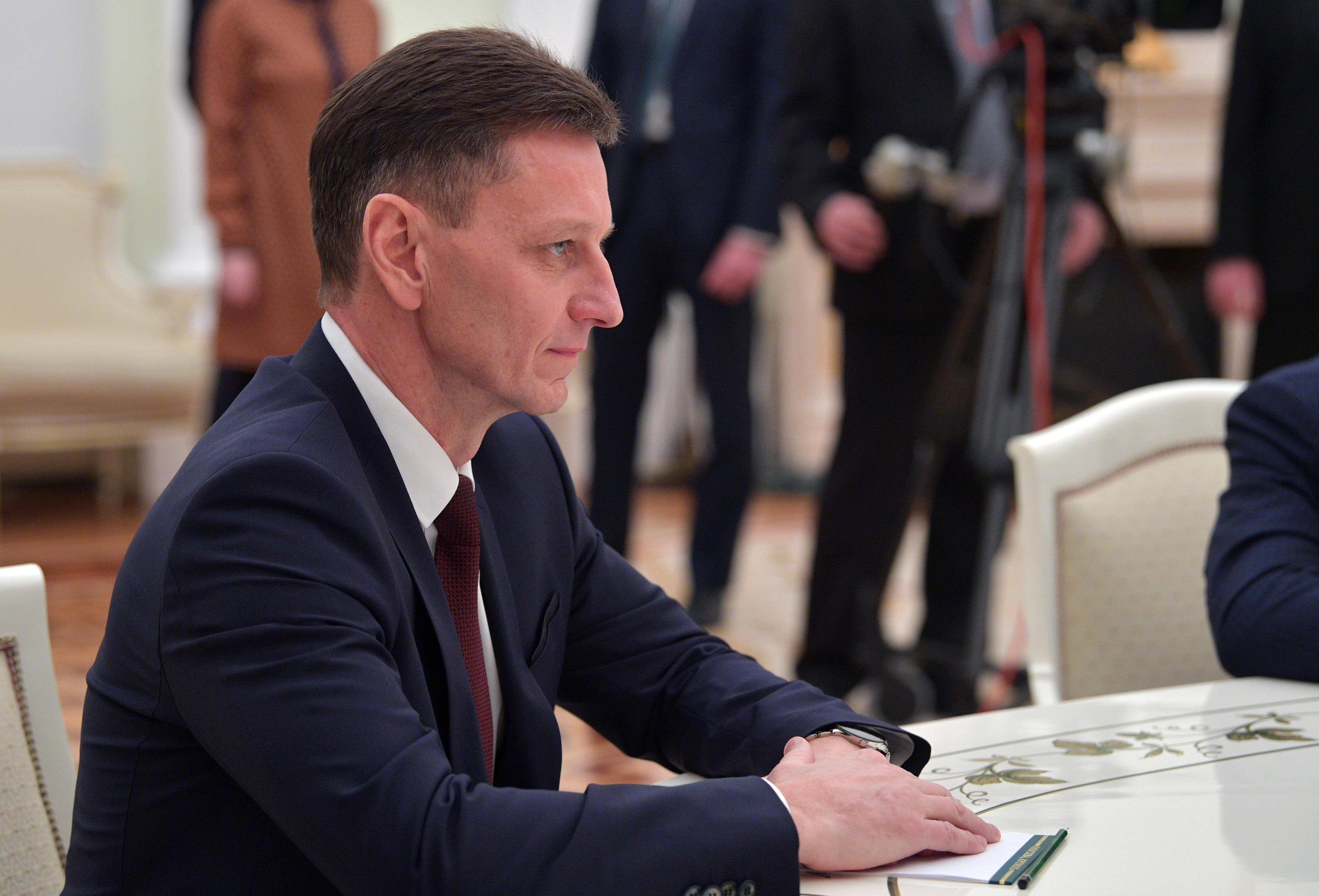 <p>Владимир Сипягин. Фото: &copy; РИА Новости/Алексей Дружинин</p>