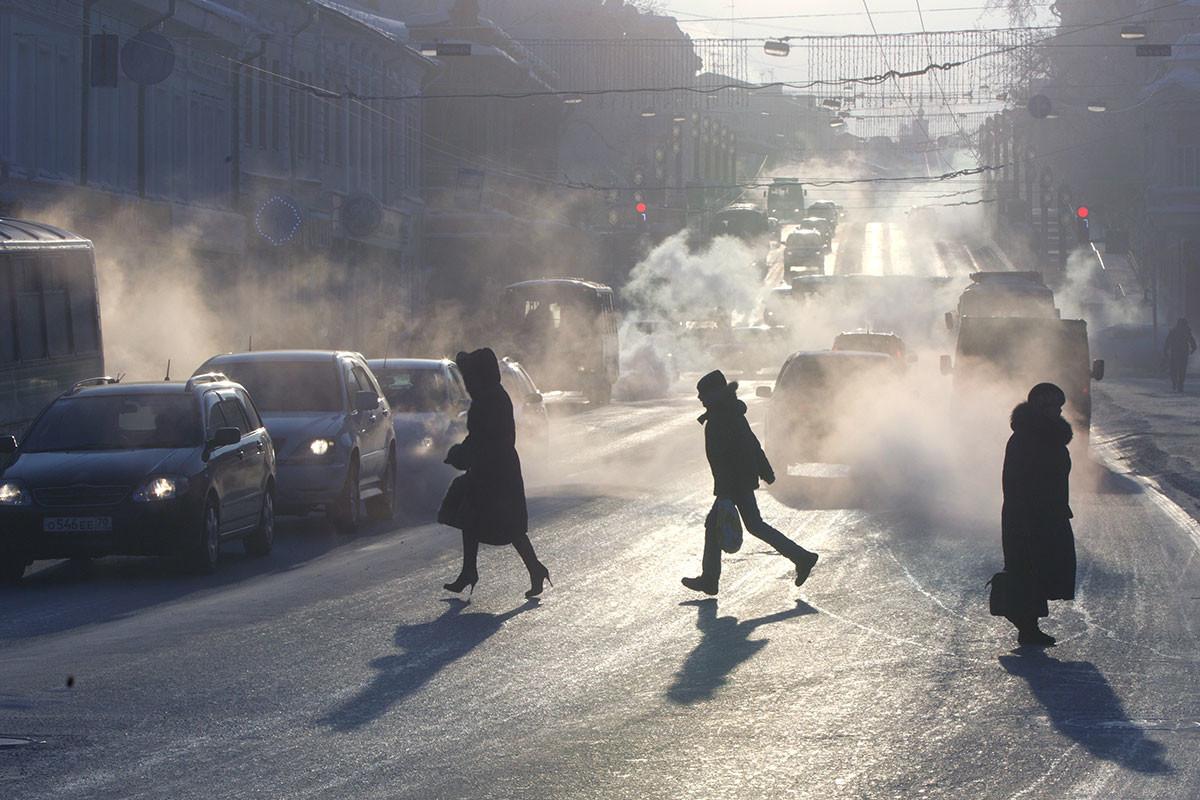 Фото © РИА Новости / Яков Андреев