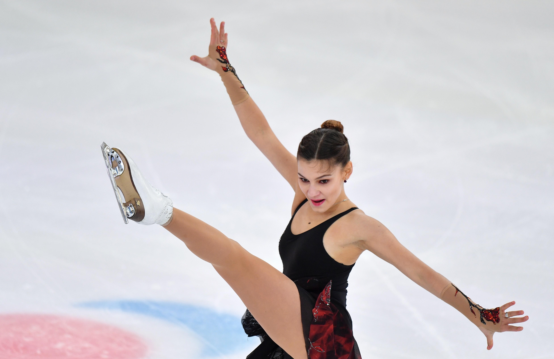 Софья Самодурова. Фото: © РИА Новости / Владимир Песня