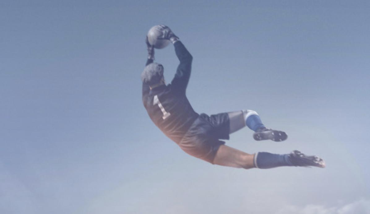"""Постер фильма """"Лев Яшин. Вратарь моей мечты"""" / © Кинопоиск"""