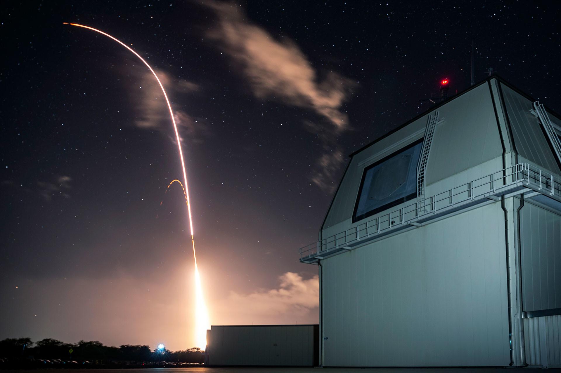 <p>Фото: &copy;&nbsp;<span>Mark Wright/Missile Defense Agency via AP</span></p>