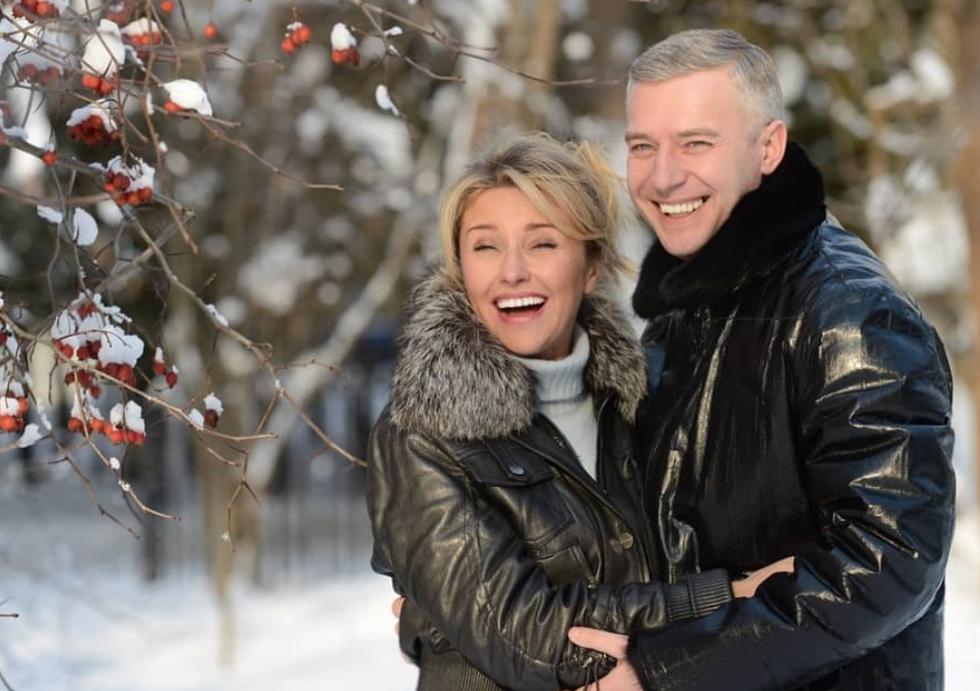 <p><span>Екатерина Архарова и Артём Ильясов. Фото: соцсети</span></p>