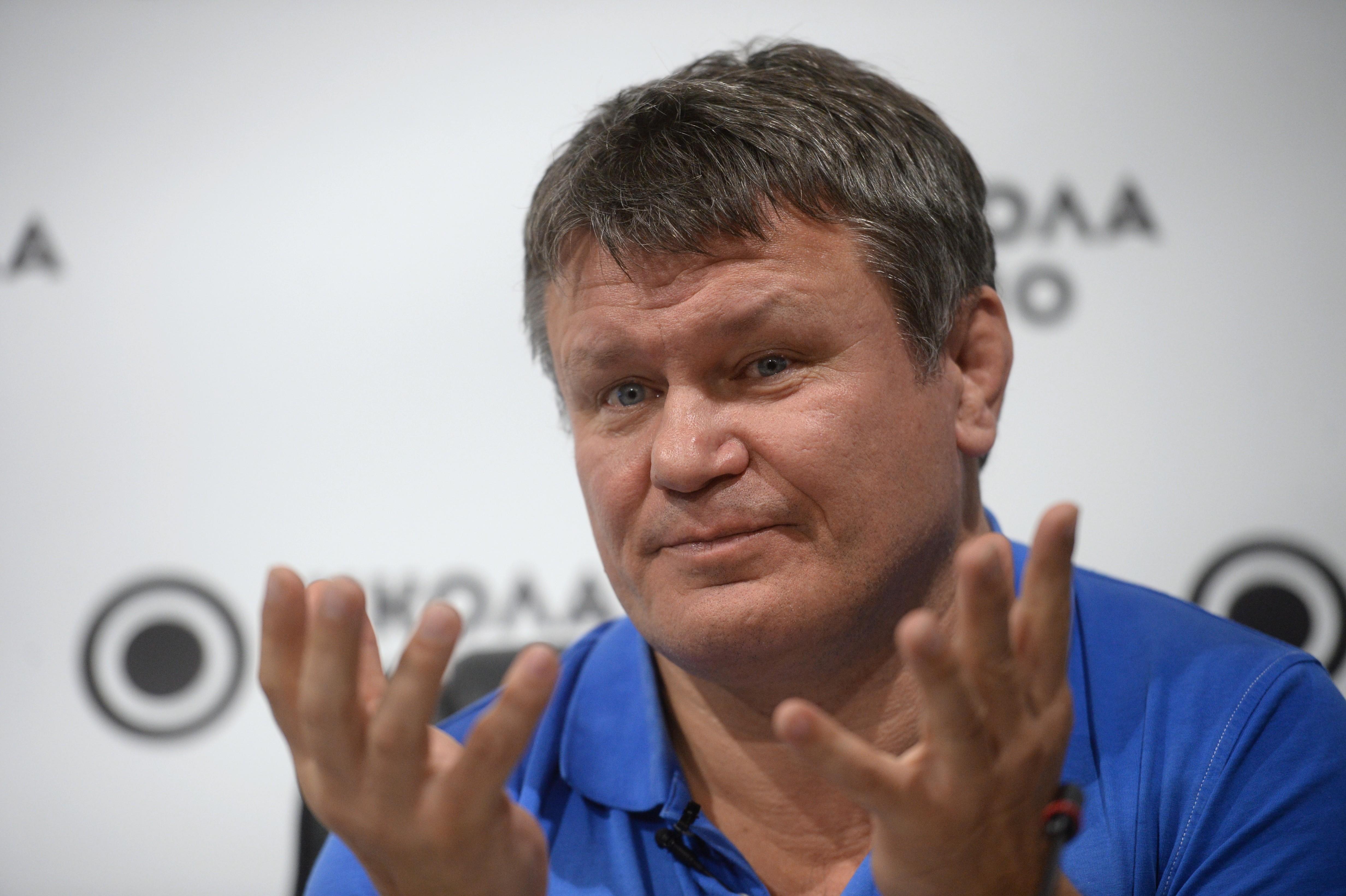 Олег Тактаров. Фото: © РИА Новости/Кирилл Каллиников