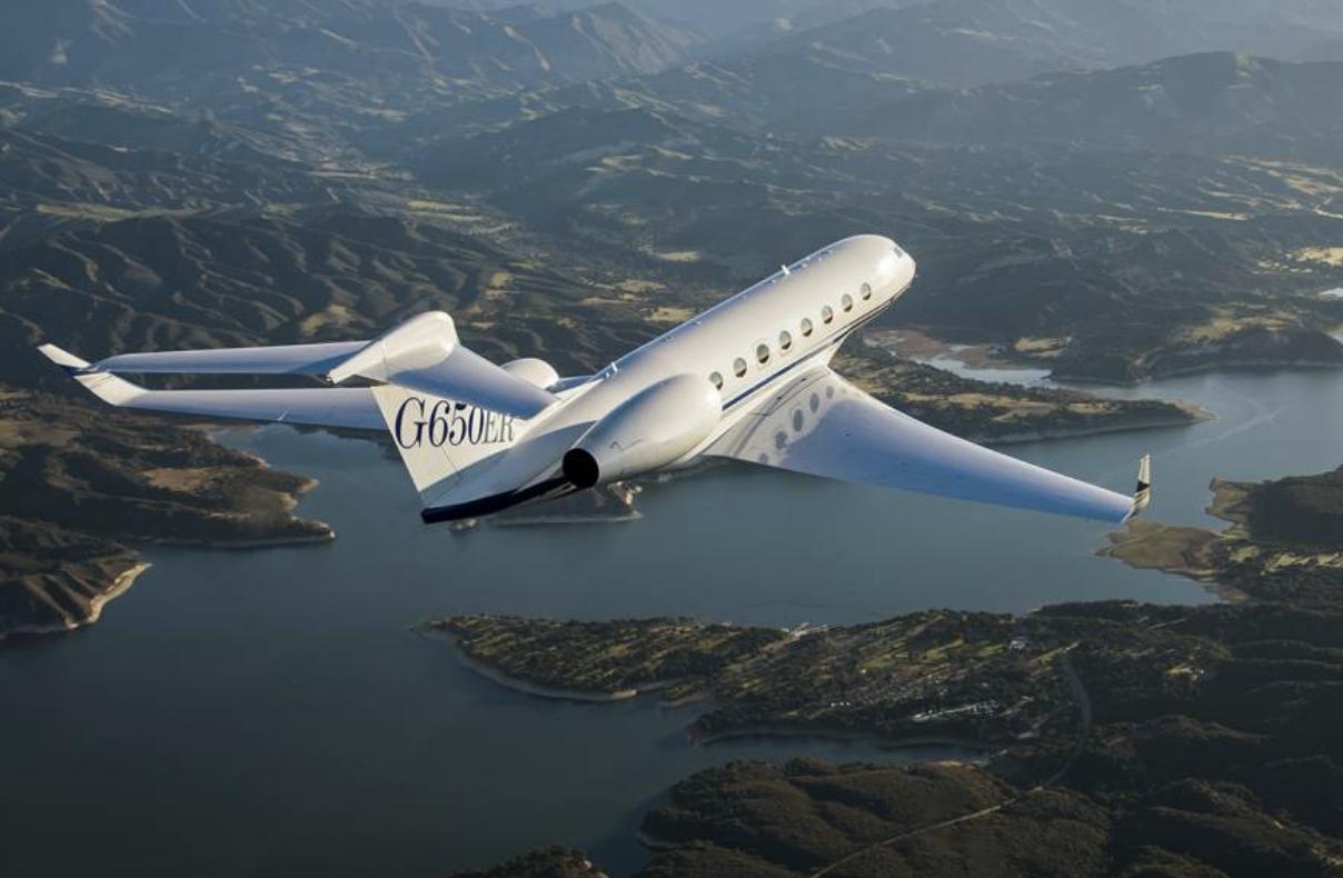 <p><span>Фото &copy; Gulfstream Aerospace Corporation</span></p>