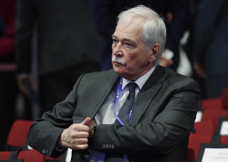<p>Борис Грызлов. Фото: &copy; РИА Новости/Владимир Астапкович</p>