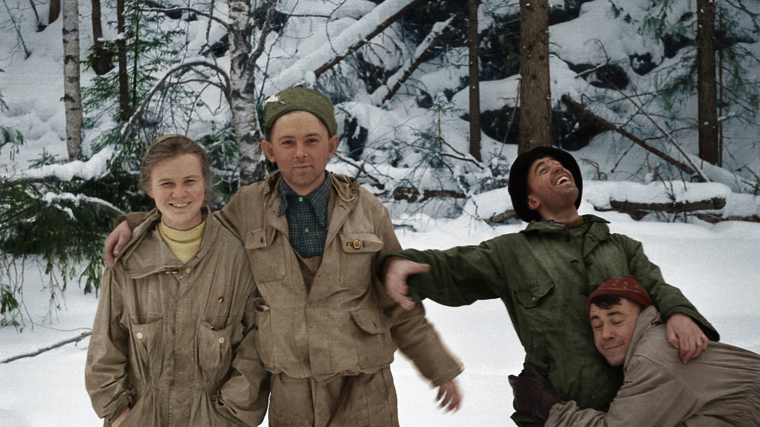 """Фото © VK / Тайна перевала Дятлова и загадка """"горы мертвецов"""""""