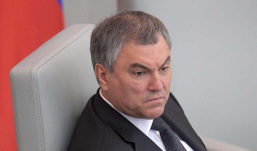 <p>Вячеслав Володин. Фото: &copy; РИА Новости/Владимир Федоренко</p>
