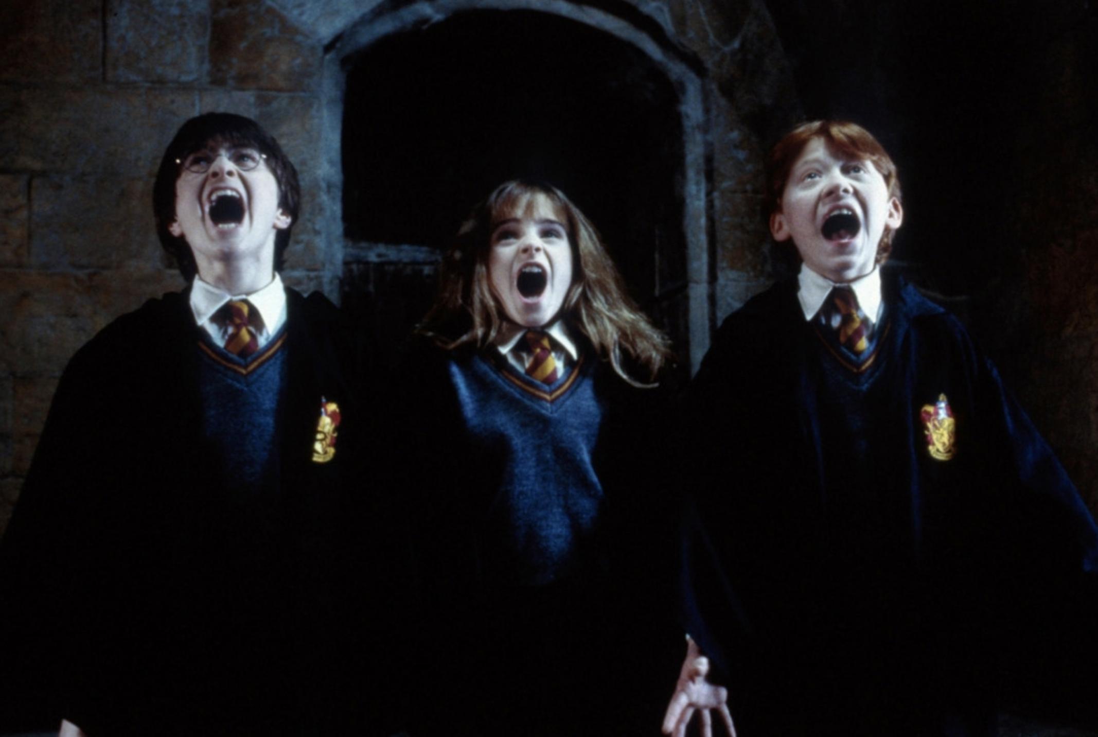 """Раскрыта большая тайна фильма """"Гарри Поттер и философский ..."""