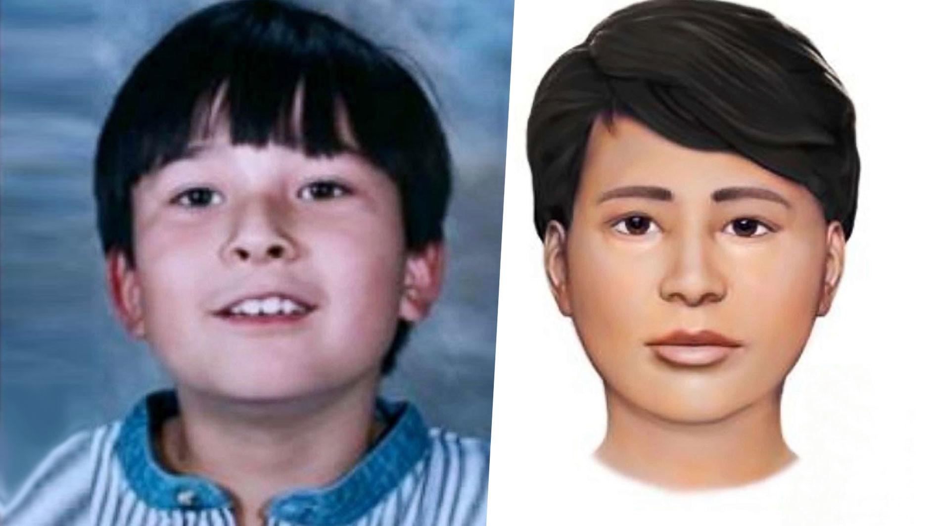 Фото © National Center for Missing & Exploited Children