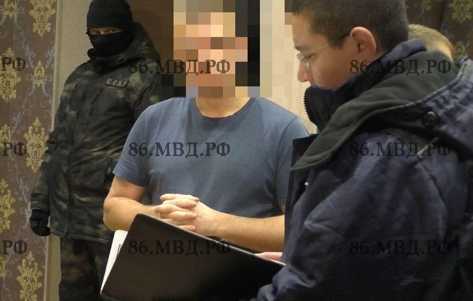 <p>Фото: &copy; Пресс-служба УМВД России по ХМАО &mdash; Югре</p>