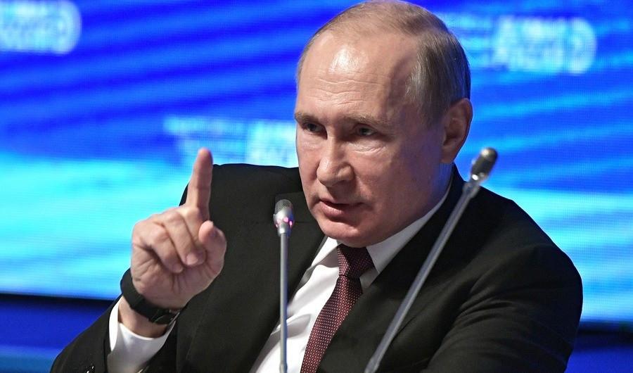 "<p>Владимир Путин. Фото: &copy; РИА ""Новости"" /&nbsp;Алексей Никольский</p> <div> <div> <div></div> </div> </div>"