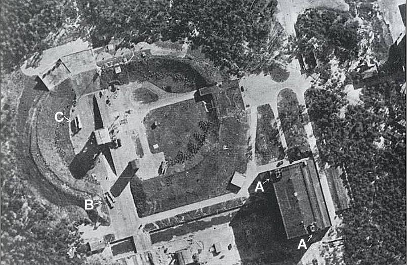 Снимок стартового стола в Пенемюнде. Фото: © Википедия