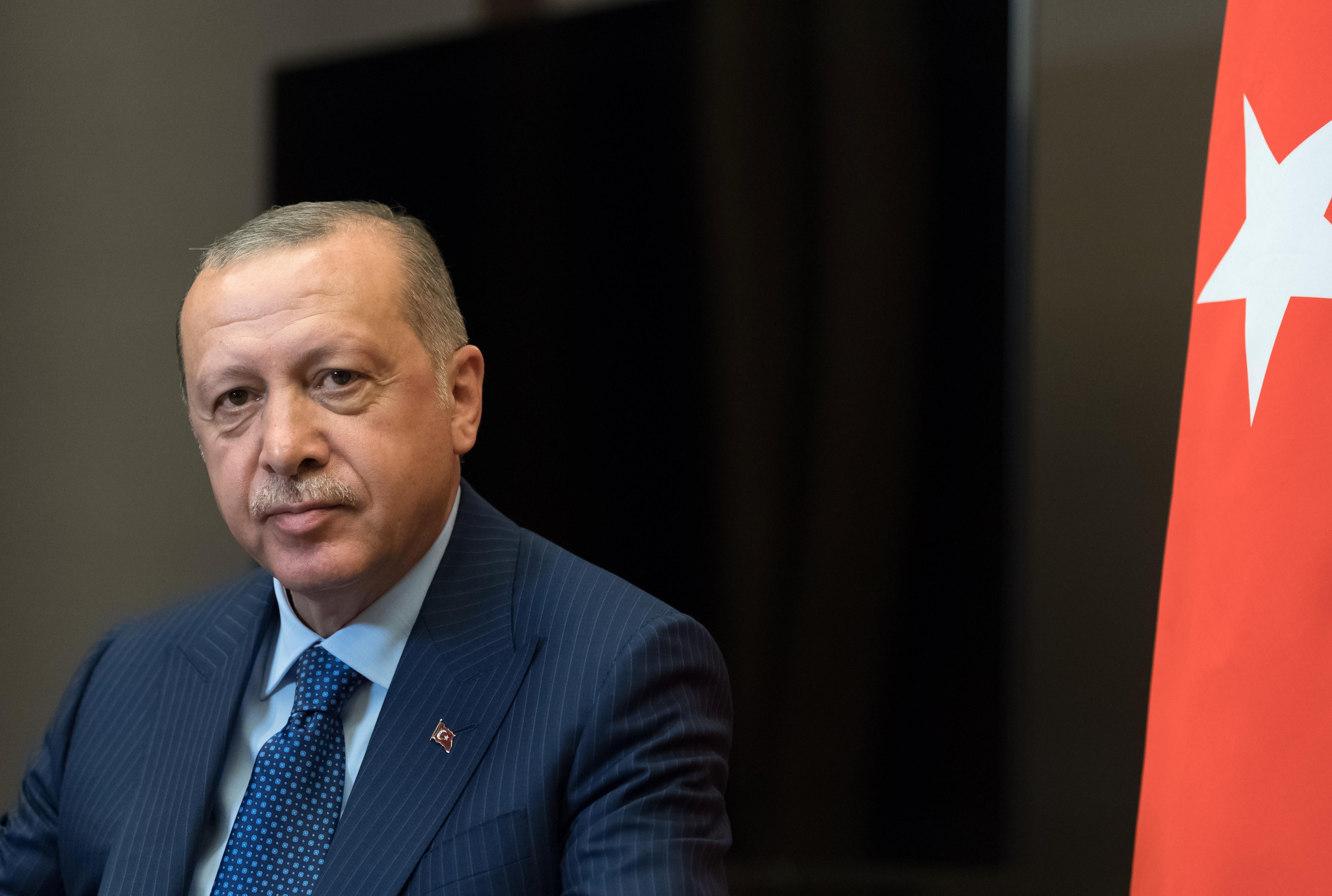 <p>Реджеп Эрдоган. Фото: &copy; РИА Новости/Сергей Гунеев</p>