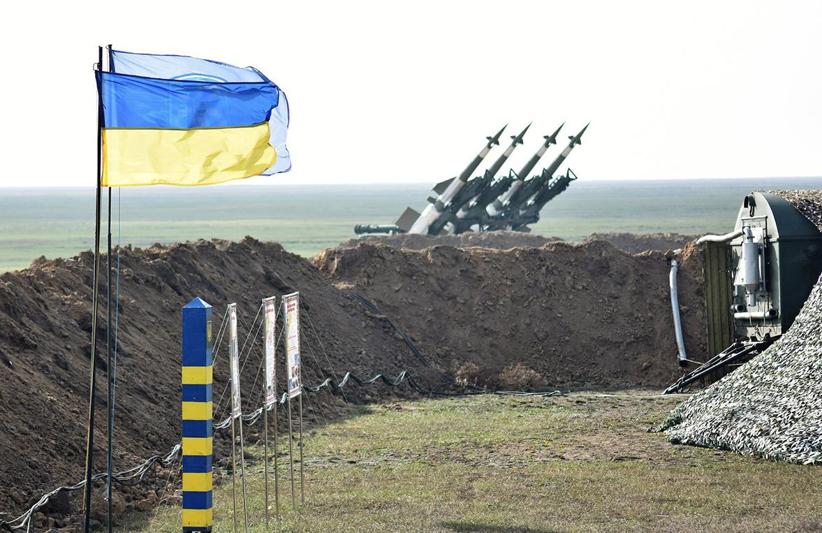 <p>Позиции ЗРК С-125 ВСУ. Фото: &copy; Пресс-служба Минобороны Украины</p> <div> <div></div> </div>