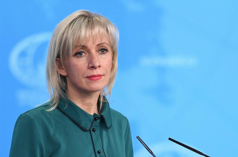 <p><span>Мария Захарова. Фото: &copy; РИА Новости/Екатерина Чеснокова</span></p>