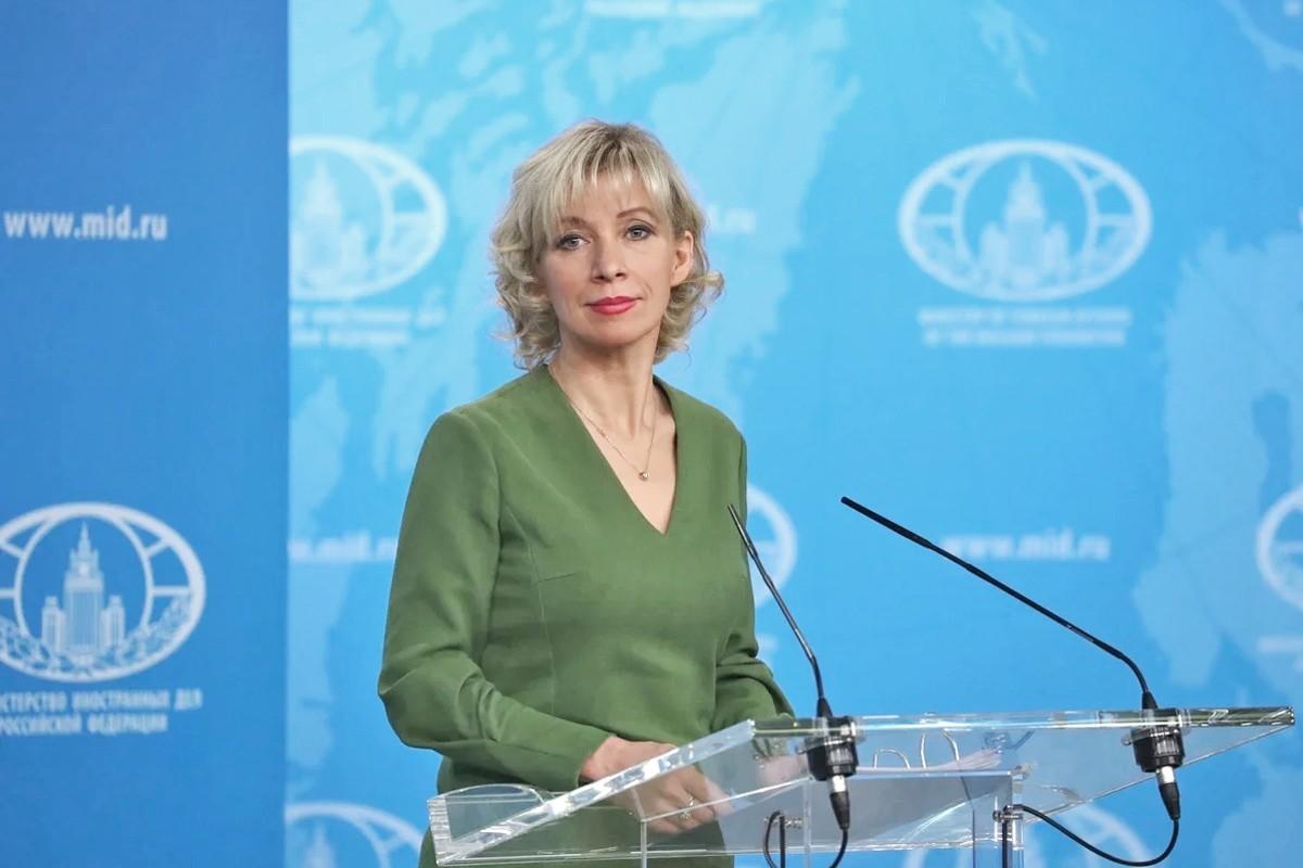 <p>Мария Захарова.&nbsp;<span>Фото: &copy; МИД РФ</span></p>
