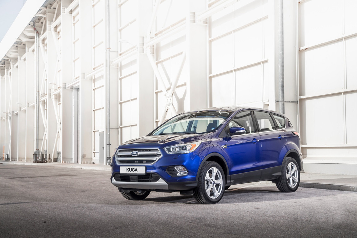 <p><span>Ford Kuga. Фото: &copy; Ford Sollers</span></p>