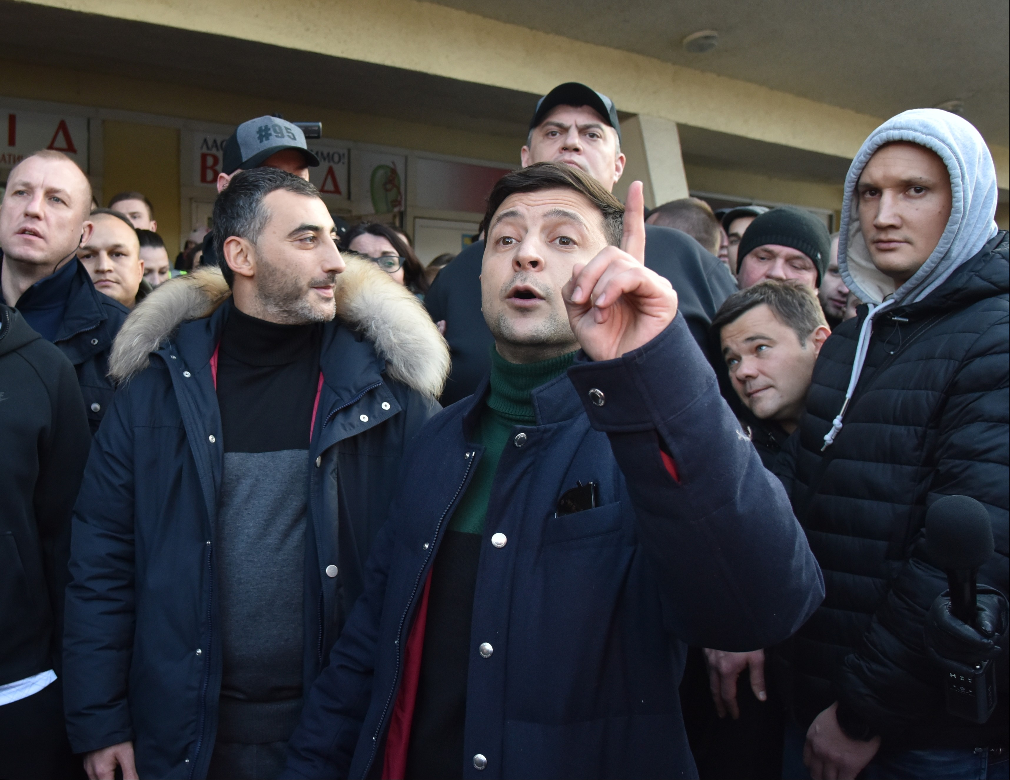 <p>Владимир Зеленский. Фото: &copy; РИА Новости</p>