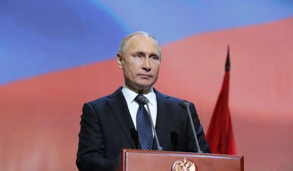 "<p>Фото: &copy; Twitter/ <a href=""https://twitter.com/KremlinRussia"">Президент России</a></p>"