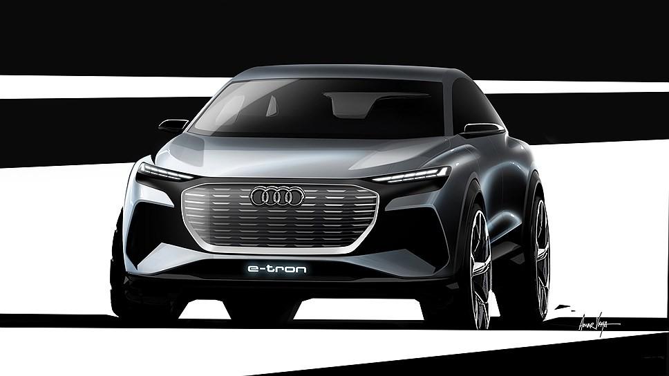 Audi Q4 e-tron. Фото: © Audi