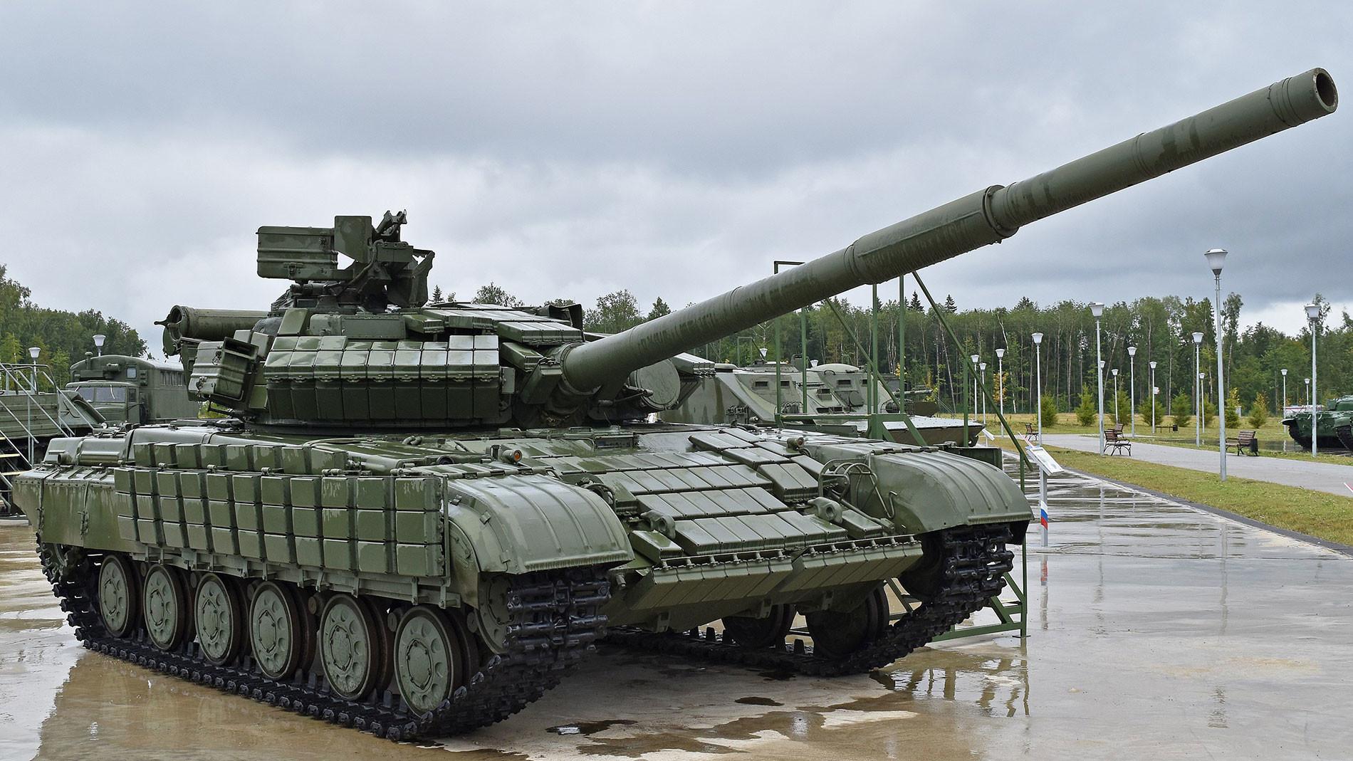 Т-64БВ Фото: © wikipedia