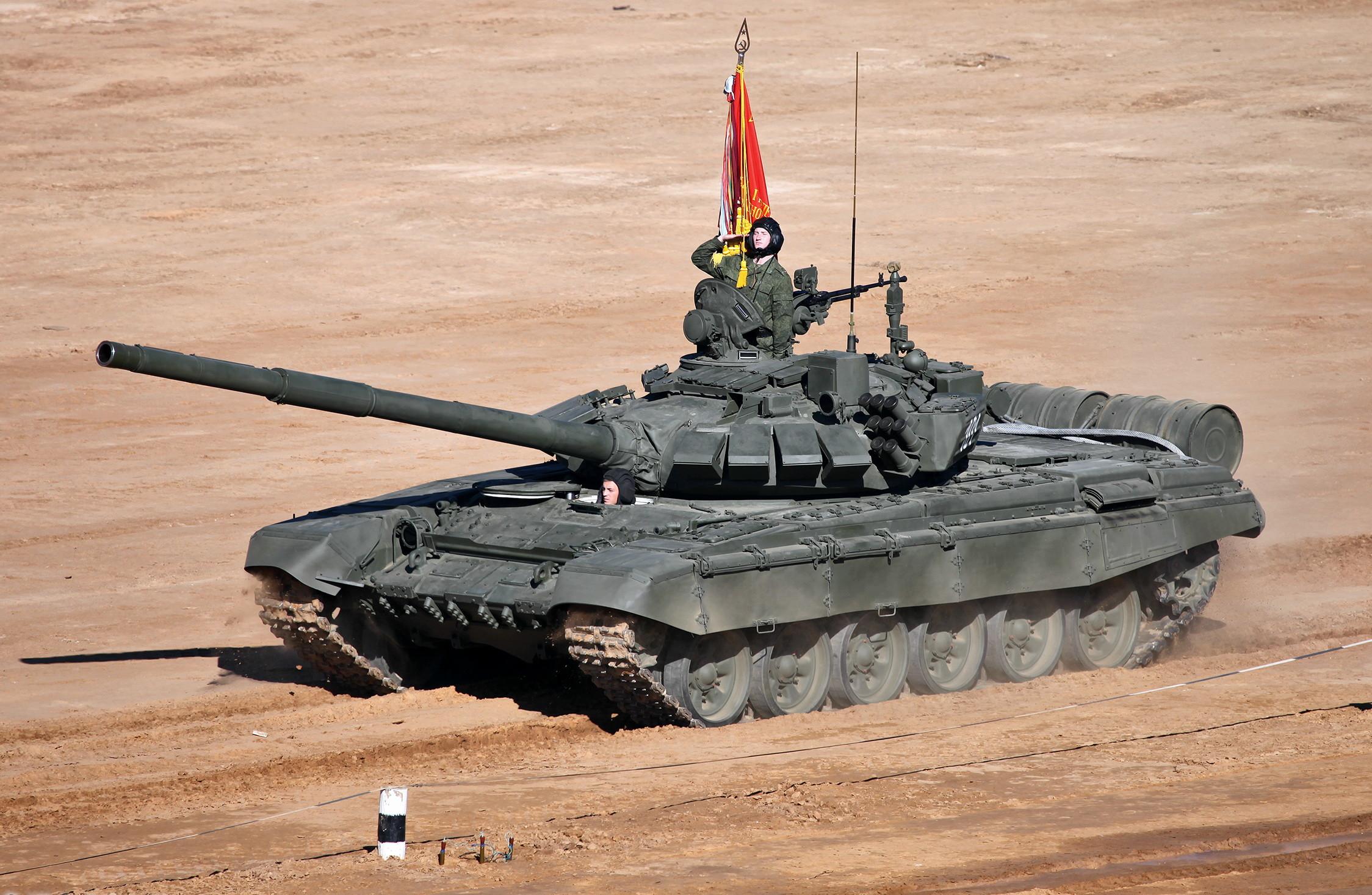 Т-72Б3 Фото: © wikipedia