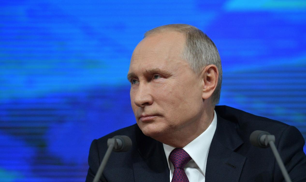 <p><span>Президент России Владимир Путин. Фото: &copy; kremlin.ru</span></p>