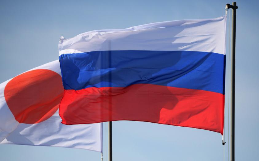 <p><span>Флаги Японии и России. Фото: &copy; РИА Новости/Рамиль Ситдиков</span></p> <div> <div></div> </div>
