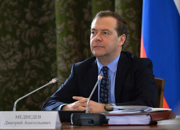 <p><span>Дмитрий Медведев. Фото: &copy; РИА Новости/Екатерина Штукина</span></p>