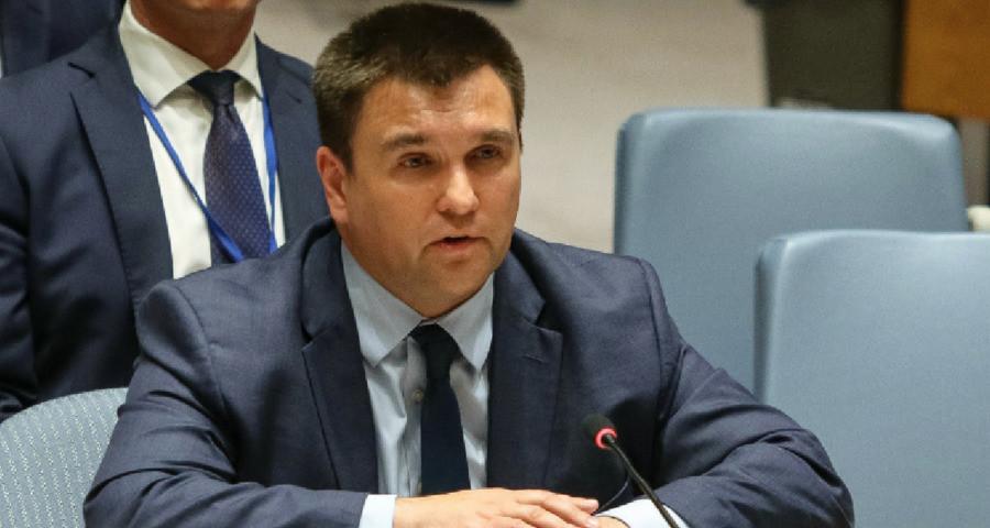 <p><span>Павел Климкин. Фото: &copy; РИА Новости/Нэнси Сисель</span></p>