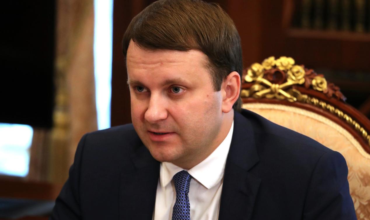<p><span>Максим Орешкин. Фото: Сайт Кремля</span></p>