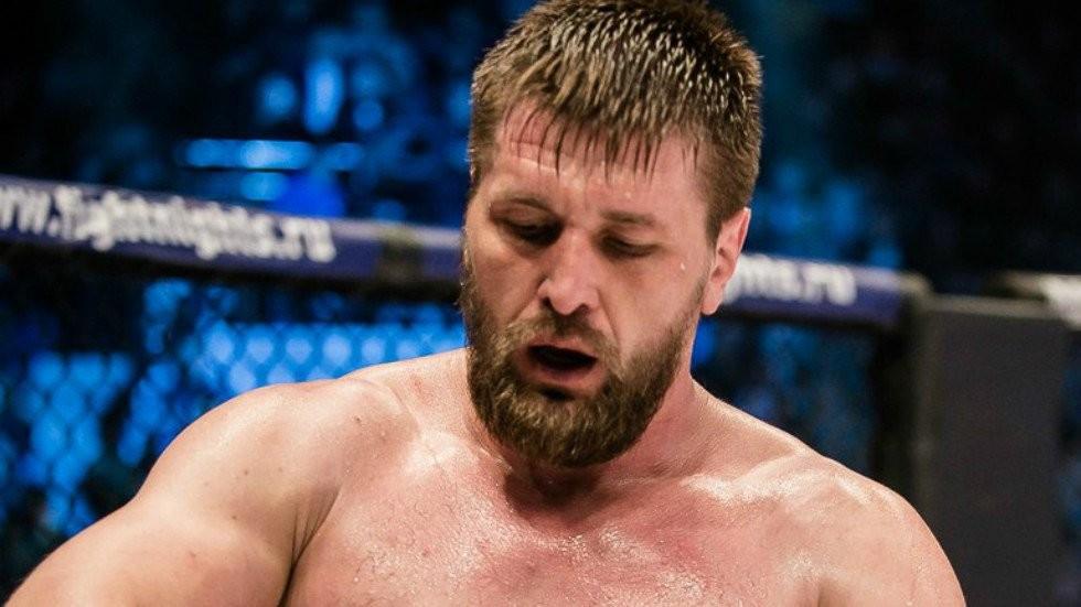 Виталий Минаков. Фото: © vk.com / fightnightsofficial